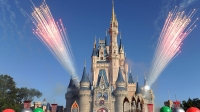 a magical first with walt disney world